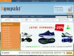 Sympakt. cz | golfové vybavení
