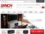 SYNCH. com. br - Projetos de Home Theater, Loja de Eletrônicos.