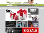 Home | SynergyHair Online Store