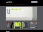 Synfiber AS - Arbeidsklær og vernesko fra Synfiber