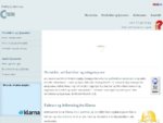 Norsk leverandør konsulent - Joomla! og Zen Cart