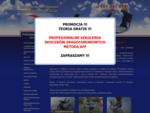 Skoki Spadochronowe, Szkolenia i Kursy