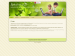 SZKOLNICA. PL to mobilny ośrodek szkoleniowy prowadzący szkolenia komputerowe oraz informatyczne szy