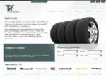 UAB TYRE INTERTRADE - didmeninė bei mažmeninė prekyba padangomis