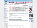 Český svaz Taekwon-Do ITF