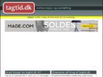 tagtid. dk - online stopur og nedtaelig;lling