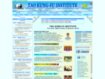 Tao Kung-fu Institut, čínská bojová umění |