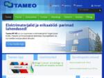 Elektrimaterjalide hulgimüük | Tameo | Erikaablid