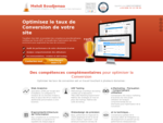 Consultant Analytics et CRO, Optimisation des taux de Conversion - Mehdi Boudjemaa