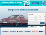 Tampereen Merkkiautoliikkeet