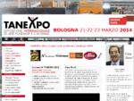 Tanexpo - 2014 - Bologna, Fiera Internazionale di Arte Funeraria e Cimiteriale