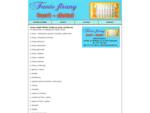 Oferta firmy TANIE FIRANY° - firany, zasłony, obrusy, Swarzędz*.