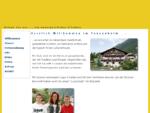 Pension Tannenheim - Familie Neuschmied