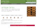 Tansu Furniture, Tansu, Tansu Step Chest