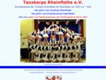 Tanzkorps Rheinflotte Tanzgarde Tanzcorps Köln Karneval Düsseldorf Tanzkorps Hunnen