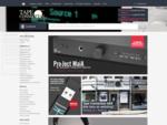 Tape Connection har et stort udvalg af højttalere, hovedtelefoner, pladespillere, forstærkere og