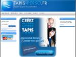 Tapis perso, Tapis personnalisé, Paillasson personnalisé, Tapis logo, tapis photo, tapis ...
