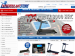 Tapis Roulant, Ellittiche, Spin Bike, Cyclette vendita online Tapis Roulant Store