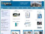Tapro Trgovina - Prodajni program Tapro trgovina