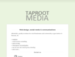 Taproot Media | Web design, social media communications in Victoria BC