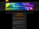 TARENTAISE BUREAUTIQUE - INFORMATIQUE - COFFRES FORT - IMPRESSION - SAV MULTI MARQUES - Accueil