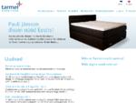 Tarmel Furniture - voodid, madratsid, kattemadratsid - Tarmel Furniture koduleht