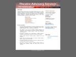Theatre Advisory Services