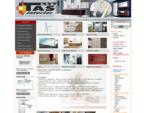 TAS INTERIER - kupelňové štúdio, hydromasážne vane, obklady a dlažby, vodovodné batérie, hydroma