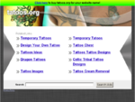 Tatoos. org The Leading Tattoo Site on the Net