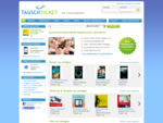Tauschticket - Tauschbörse: Bücher, DVDs, Musik & Spiele tauschen