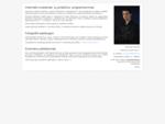 Interneto svetainės - programavimas, priežiūra, administravimas