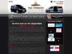 Taxi Parisien - Transfert aeroport Paris Orly, Beauvais - Taxi Roissy, Gare du Nord, Montparnasse