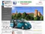 Krakow Transfers Tours - Taxi Lotnisko Balice i Kraków