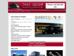 Home | Taxi Ibiza