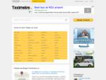 Taximetre. ro - numere taxi adrese telefoane comenzi tarife reclamatii