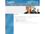 Tayson | Aire Acondicionado - Venta, Renta, Instalación y Mantenimiento de equipos de aire ...