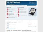 Záchrana dat a obnova dat z hardisku | TDP-Ontrack