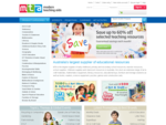 Modern Teaching Aids - Australia's largest supplier of educational resources