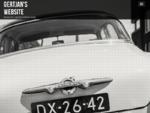 Gertjan039;s website | Gertjan Tillema, Volvo Amazon, Trabant P601, Barkas Framo V9012, Simson
