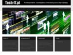 Tech-IT. pl Profesjonalne rozwiÄ…zania dla biznesu