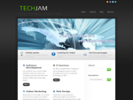 TechJam - WEB DESIGN ONLINE MARKETING SOFTWARE DEVELOPMENT