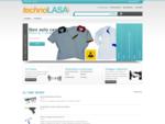 Vendita componenti apparecchiature attrezzature elettroniche dei migliori produttori - Technolasa