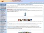 Alarme Technyrem alarme sans fil et fumigene Daitem Septam Talco 95