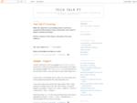 Tech Talk PT