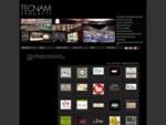 TECNAM Progettazione arredamento ristoranti, bar, pub, discoteche home page