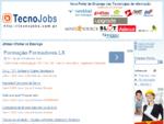 TecnoJobs - Portal de Emprego das Tecnologias de Informação em Portugal