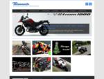 TECNOMOTO S. r. l. - Concessionaria Aprilia, Kawasaki e Suzuki
