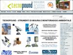 TECNOPOUND STRUMENTI DI MISURA E MONITORAGGIO AMBIENTALE - RAVENNA ITALY