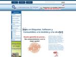 Corporación Tectronic S. A. de C. V. - Calidad en Etiquetas Soluciones en Fabricación de Etiqueta