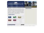 Teimon Motor S. L. Centro Multimarca de Vehículos nuevos y usados. Camiones, tractoras, remolques